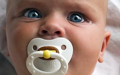 lagrimeo en bebe