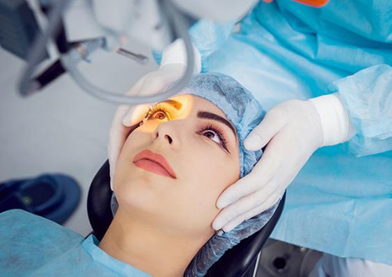 cirugía oculoplástica Rosario